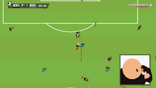 Super Arcade Football - Imagem 1 do software