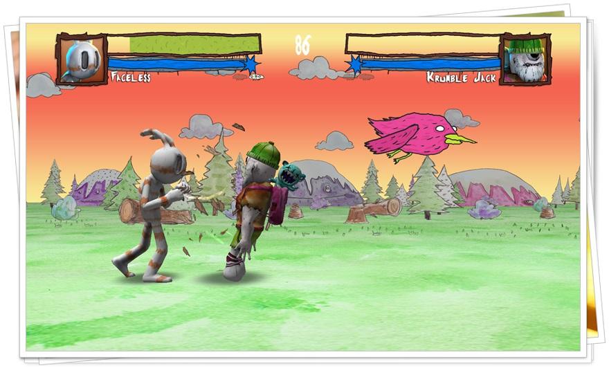 FrightShow Fighter - Imagem 1 do software