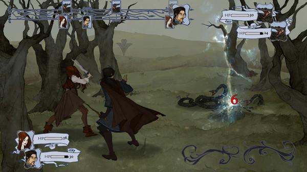 The Huntsman: Winter`s Curse - Imagem 1 do software