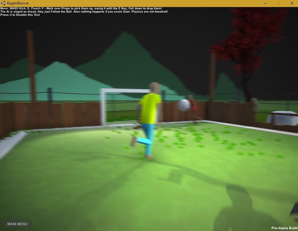 RagdollSoccer - Imagem 1 do software