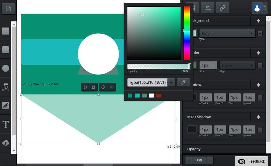 Vectr - Imagem 1 do software