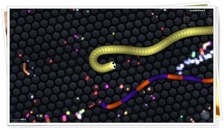 Slither.io - Imagem 1 do software