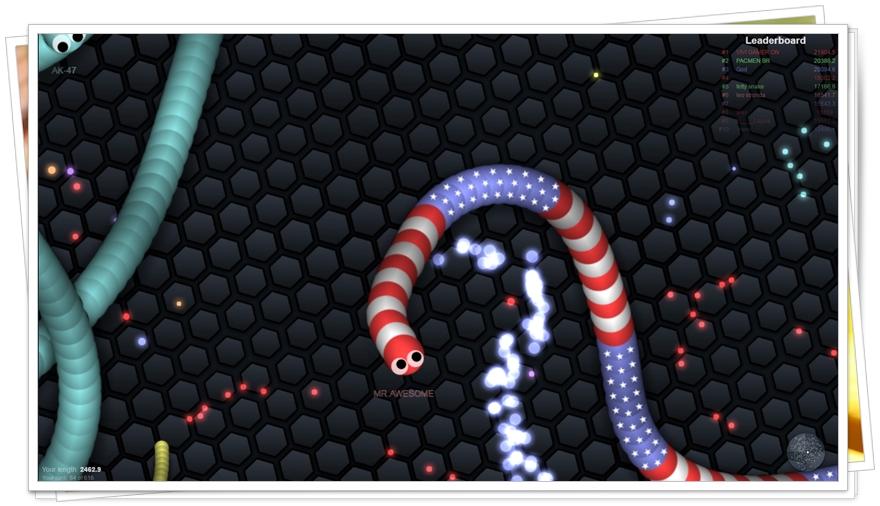 Slither.io - Imagem 2 do software