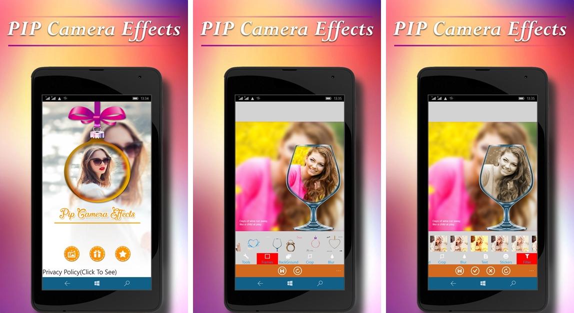 PIP Camera Effects - Imagem 1 do software