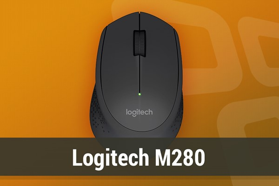 Review: mouse wireless Logitech M280 - TecMundo