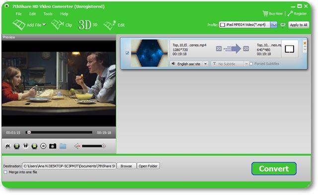 HD Video Converter - Imagem 1 do software
