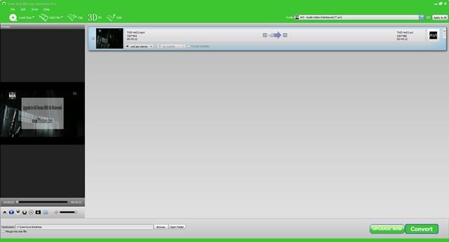 Free Any Blu-Ray Converter Pro - Imagem 1 do software
