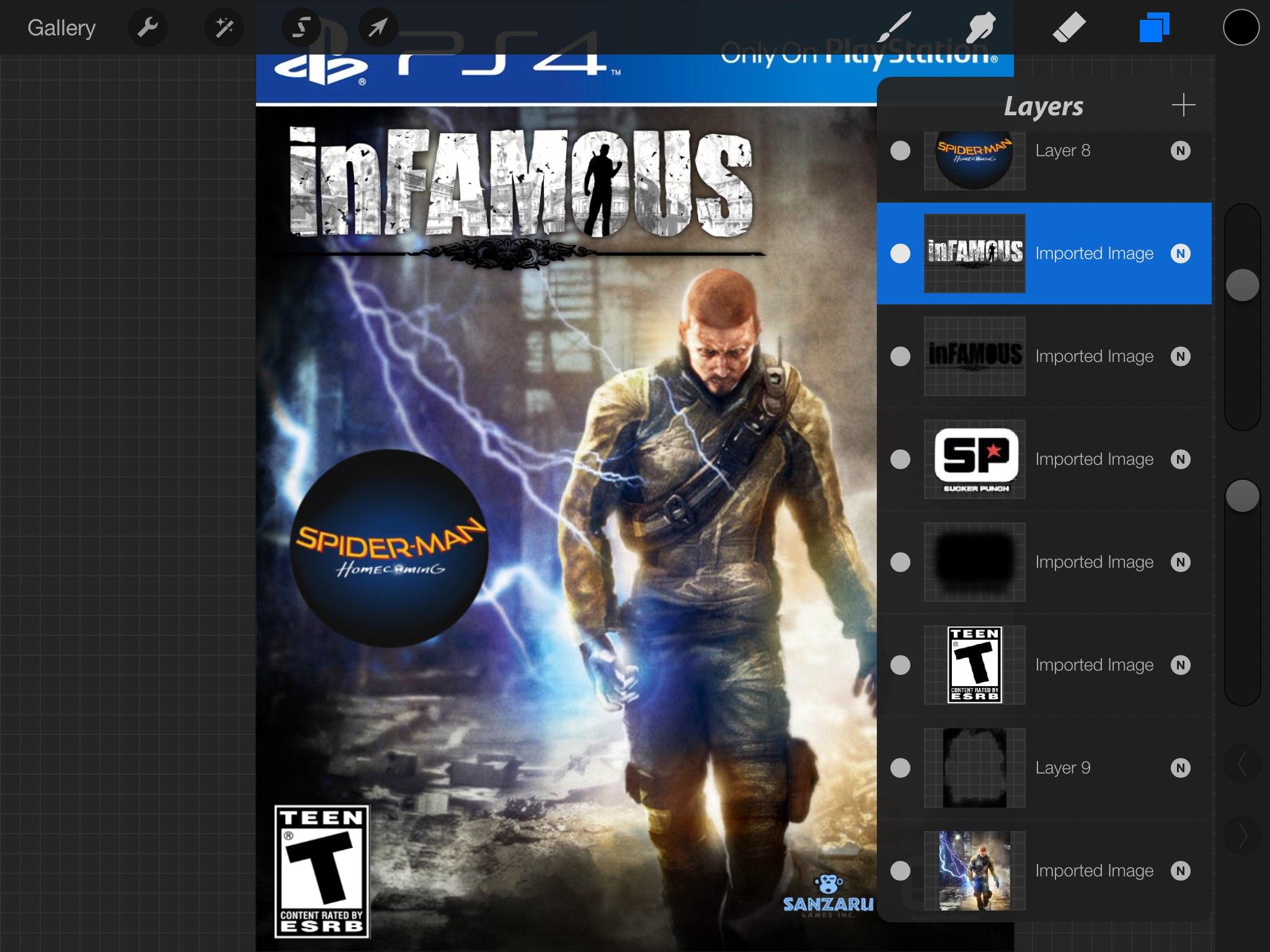 Cole MacGrath pode voltar em remasterização inFamous: Lightning Edition