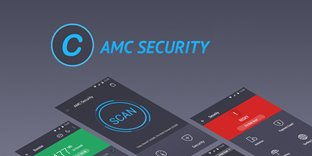 AMC Security- Antivirus, Clean