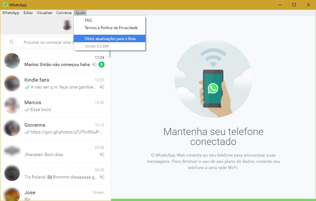 WhatsApp Desktop - Imagem 1 do software