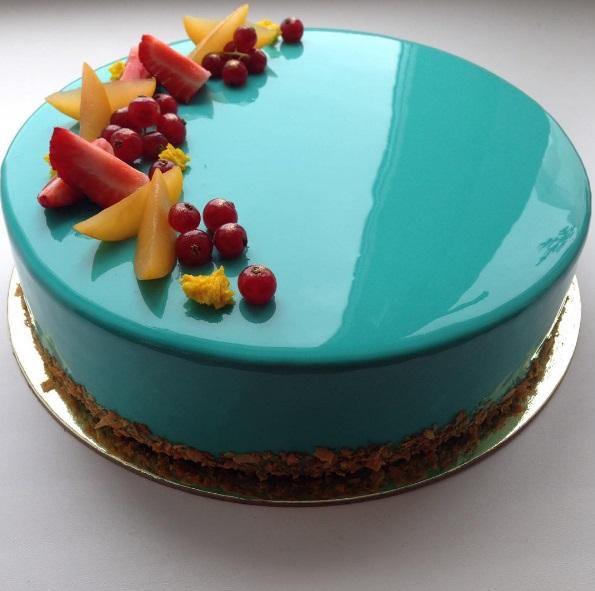 Para comer com os olhos: os 11 bolos mais bonitos que voce ...