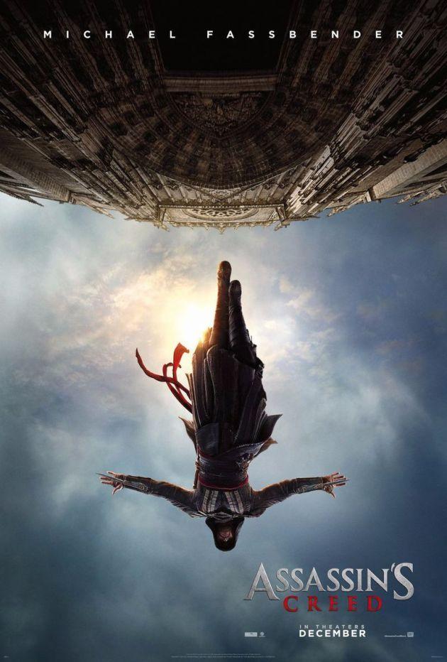 Assassino em ação: veja o primeiro trailer do filme de Assassin's Creed