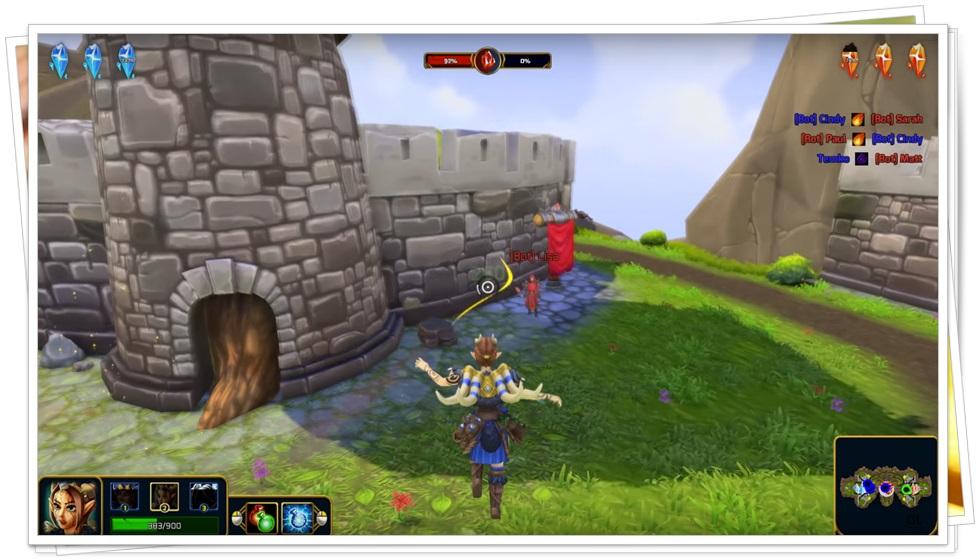 BattleSouls - Imagem 2 do software