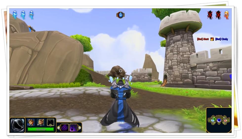 BattleSouls - Imagem 3 do software