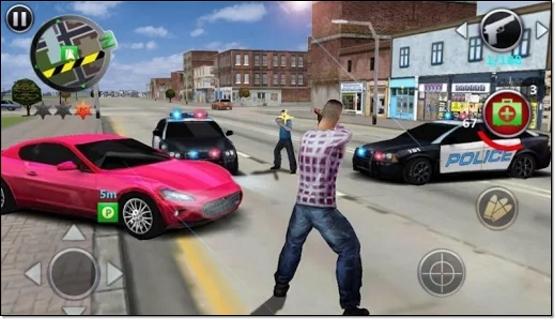 Grand Fight Gangsters - Imagem 1 do software