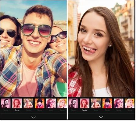 Selfie Camera Expert - Imagem 2 do software