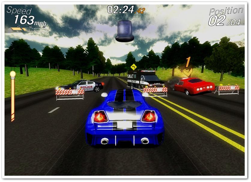 Crazy Cars - Imagem 2 do software