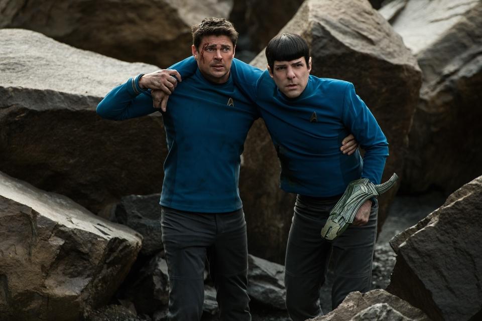 """Novo trailer de """"Star Trek: Sem Fronteiras"""" dá esperança aos fãs [vídeo]"""
