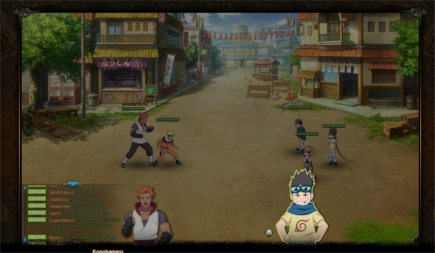 Naruto Online - Imagem 1 do software