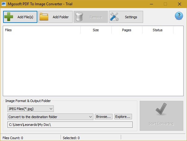 download software converter image to pdf