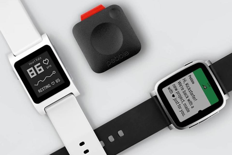 9fd1518bfc8 Pebble anuncia 2ª geração de relógios e exibe novo wearable via Kickstarter