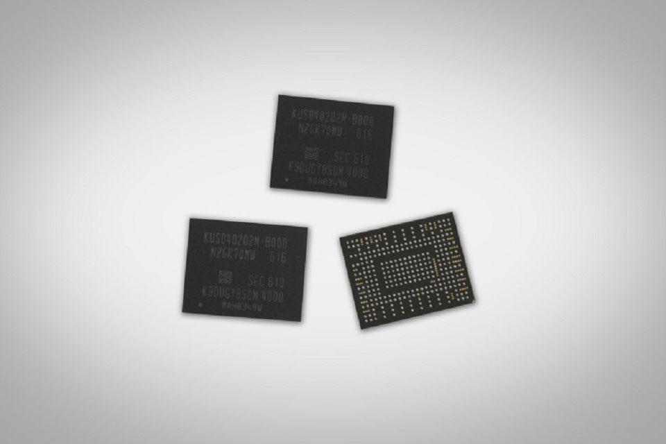 Samsung anuncia produção em massa de SSD estupidamente pequeno