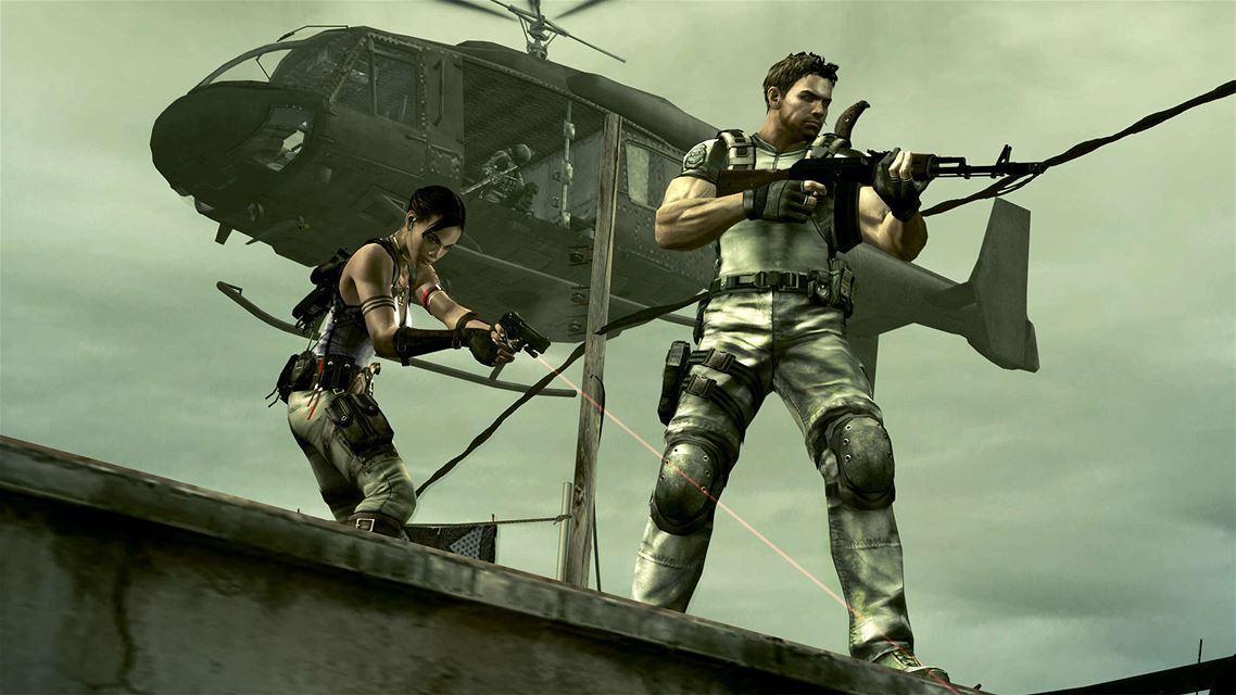 Resident Evil 5 vai chegar no PS4 e no Xbox One no dia 28 de junho