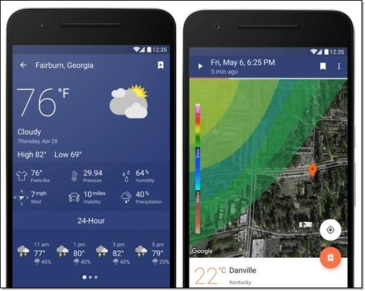Previsão do Tempo & Radar - Imagem 1 do software