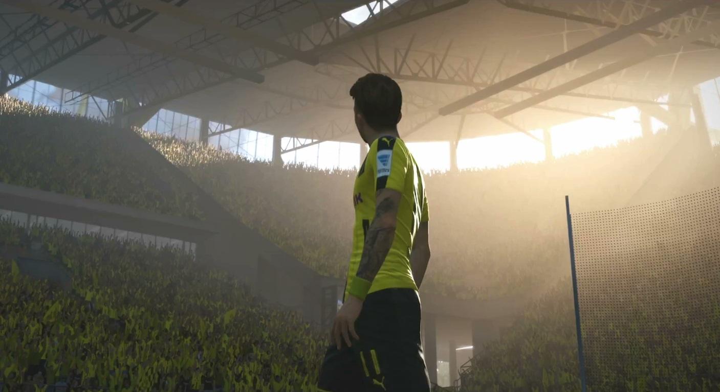 EA Sports confirma FIFA 17 com Frostbite como nova engine