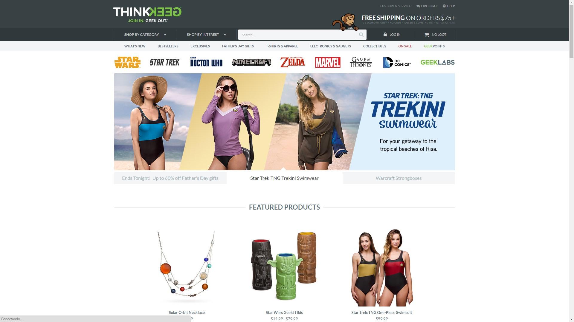 78ced6000 As 5 melhores lojas internacionais para quem quer comprar produtos diversos  - TecMundo