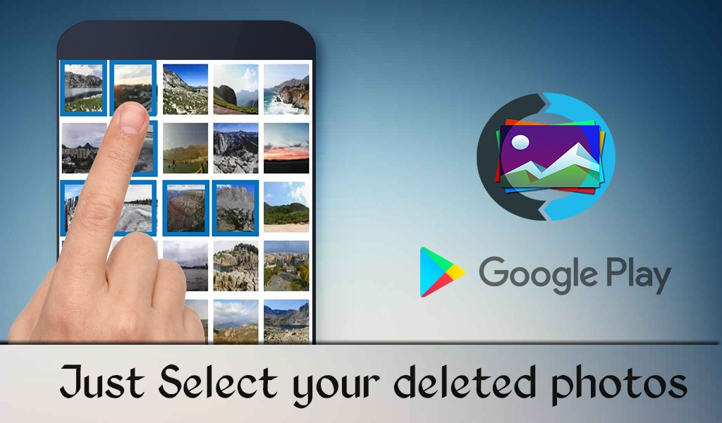 Deleted Photo Recovery - Imagem 1 do software