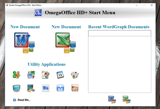SSuite OmegaOffice HD+ - Imagem 2 do software
