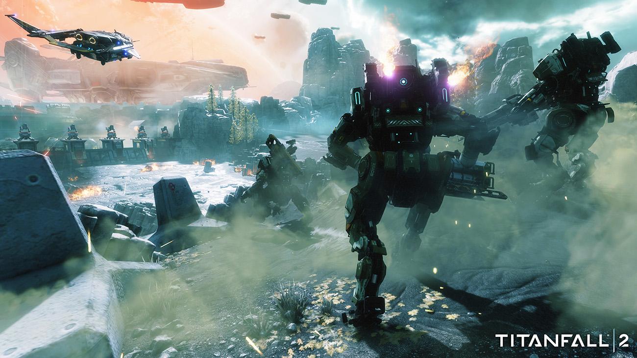 Dossiê Titanfall 2: saiba tudo que já foi mostrado sobre o FPS e seus Titãs