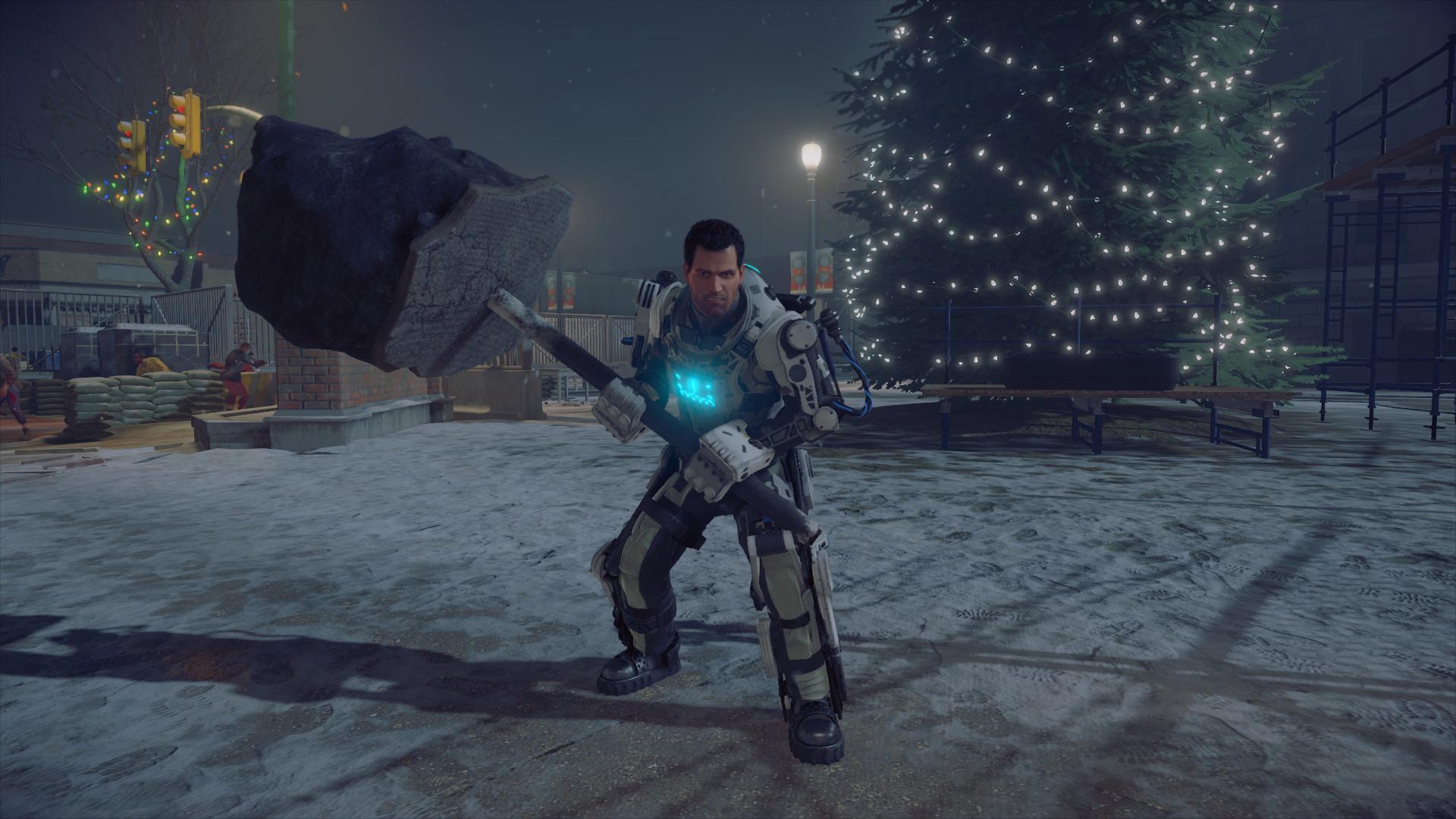 Dead Rising 4: fotos e GIFs vazados mostram que game está ainda mais louco