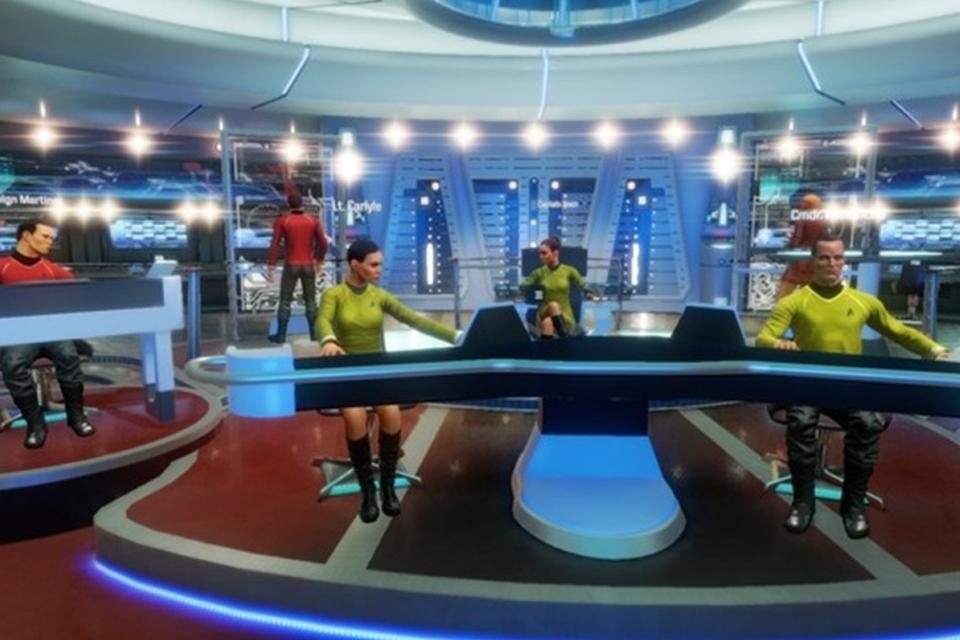 No espaço virtual: Star Trek: Bridge Crew será lançado no final do ano