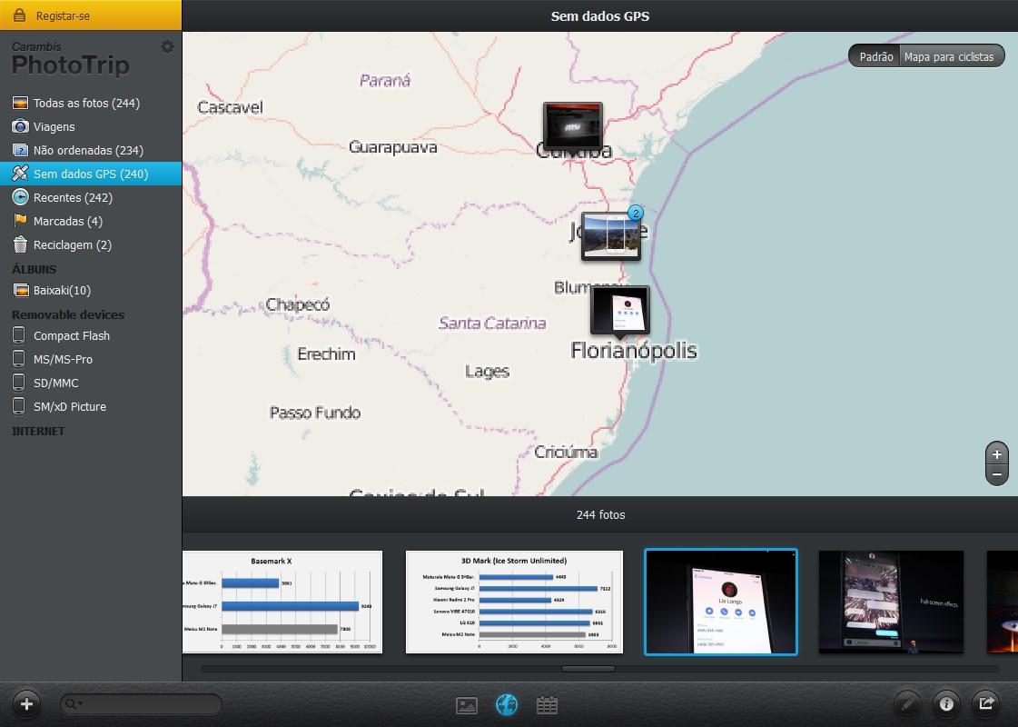 Carambis PhotoTrip - Imagem 1 do software
