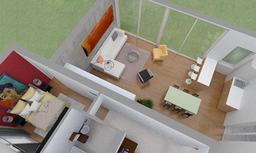 Space Designer 3D - Imagem 2 do software