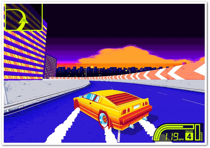 Drift Stage - Imagem 1 do software