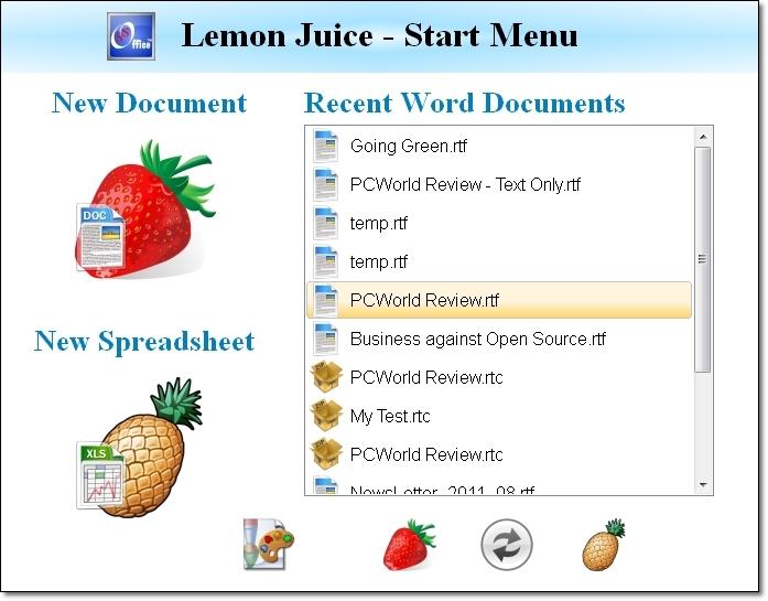 SSuite Lemon Juice - Imagem 1 do software