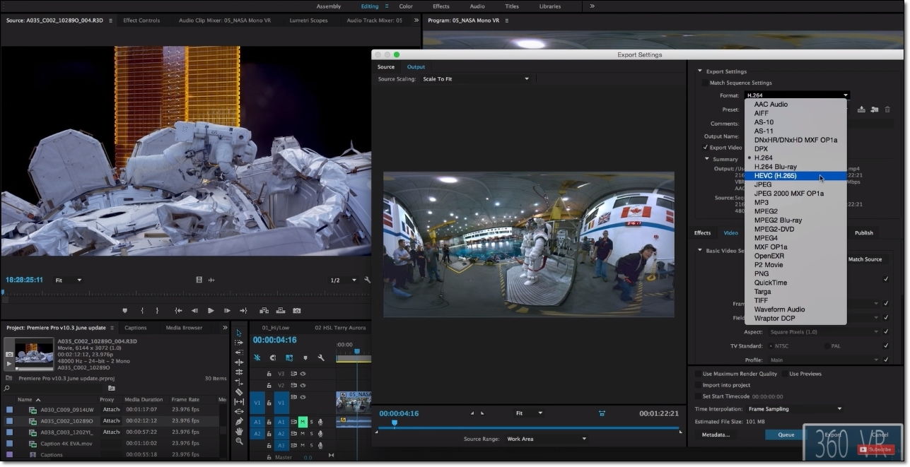 Adobe Premiere Pro - Imagem 4 do software