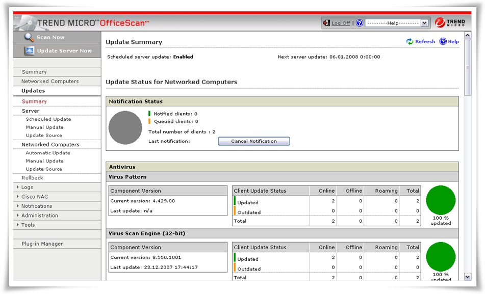 Download trend micro officescan client