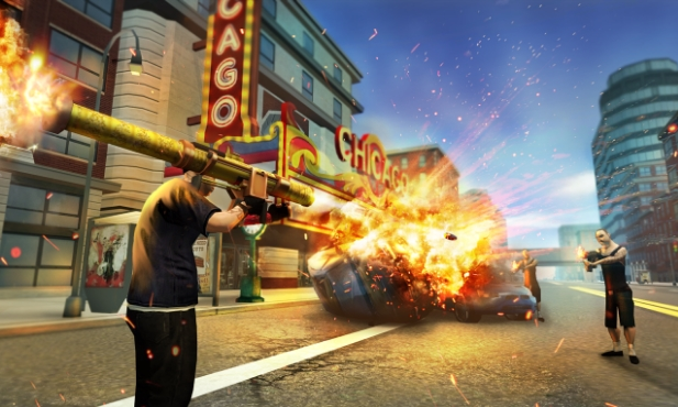 Chicago Crime Simulator 3D - Imagem 1 do software