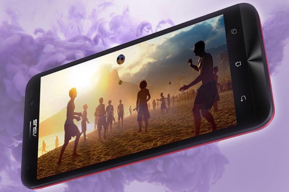 56ce8067a Zenfone Go Live com TV digital começa a ser vendido pela ASUS no Brasil -  Ficha Técnica - TecMundo