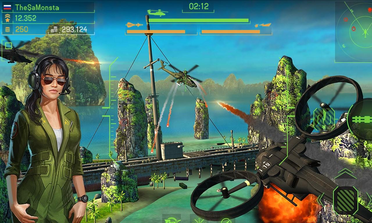Battle of Helicopters - Imagem 1 do software