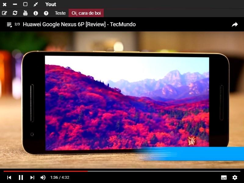 YoutPlayer - Imagem 1 do software