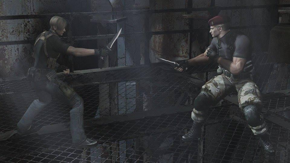 Resident Evil 4 chegará ao Xbox One e PlayStation 4 no fim de agosto