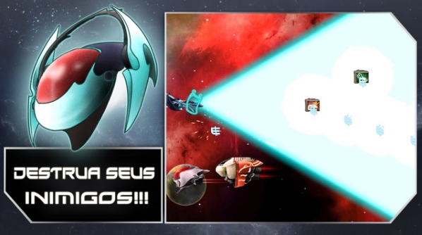 Spaceship Overdrive - Imagem 2 do software