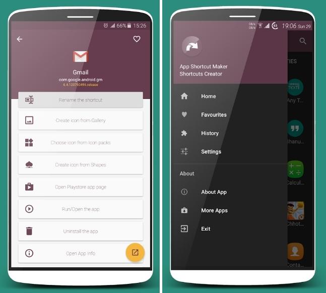 App Shortcut Maker - Imagem 1 do software