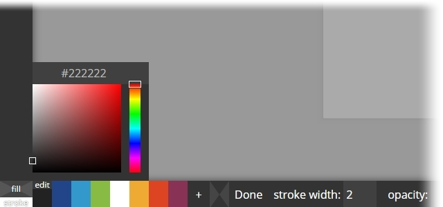 Inker - Imagem 2 do software