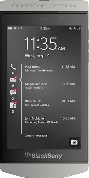 BlackBerry Porshe Design P'9982
